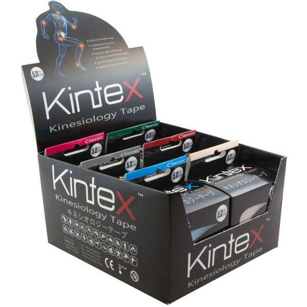 Kintex Kinesio Tape 6 Τεμάχια